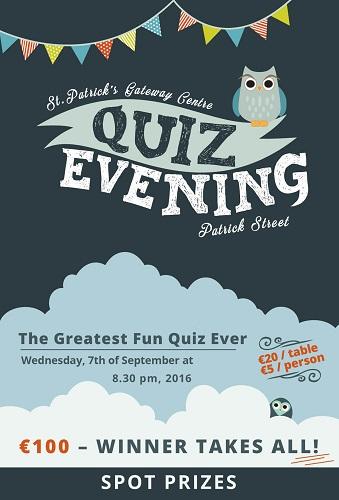 Quiz evening image