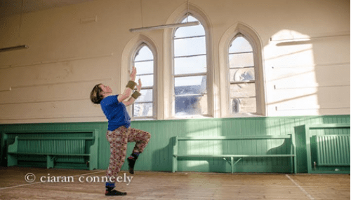 Dance, tramore with Roisin Sheehy