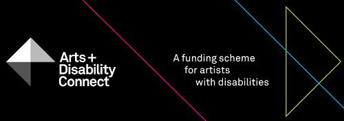 arts and disabilities dunding scheme