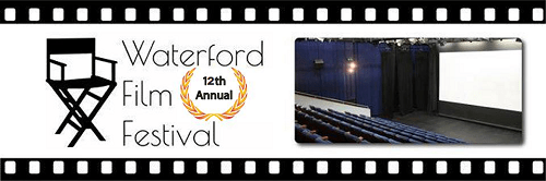 12th waterford film festival banner