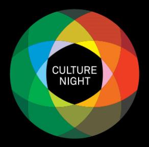 Culture night 2018 Logo