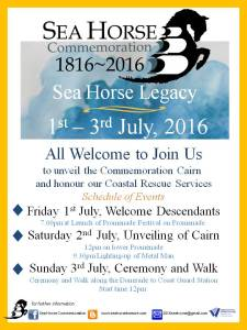 Sea Horse Legacy - Tramore - this weekend