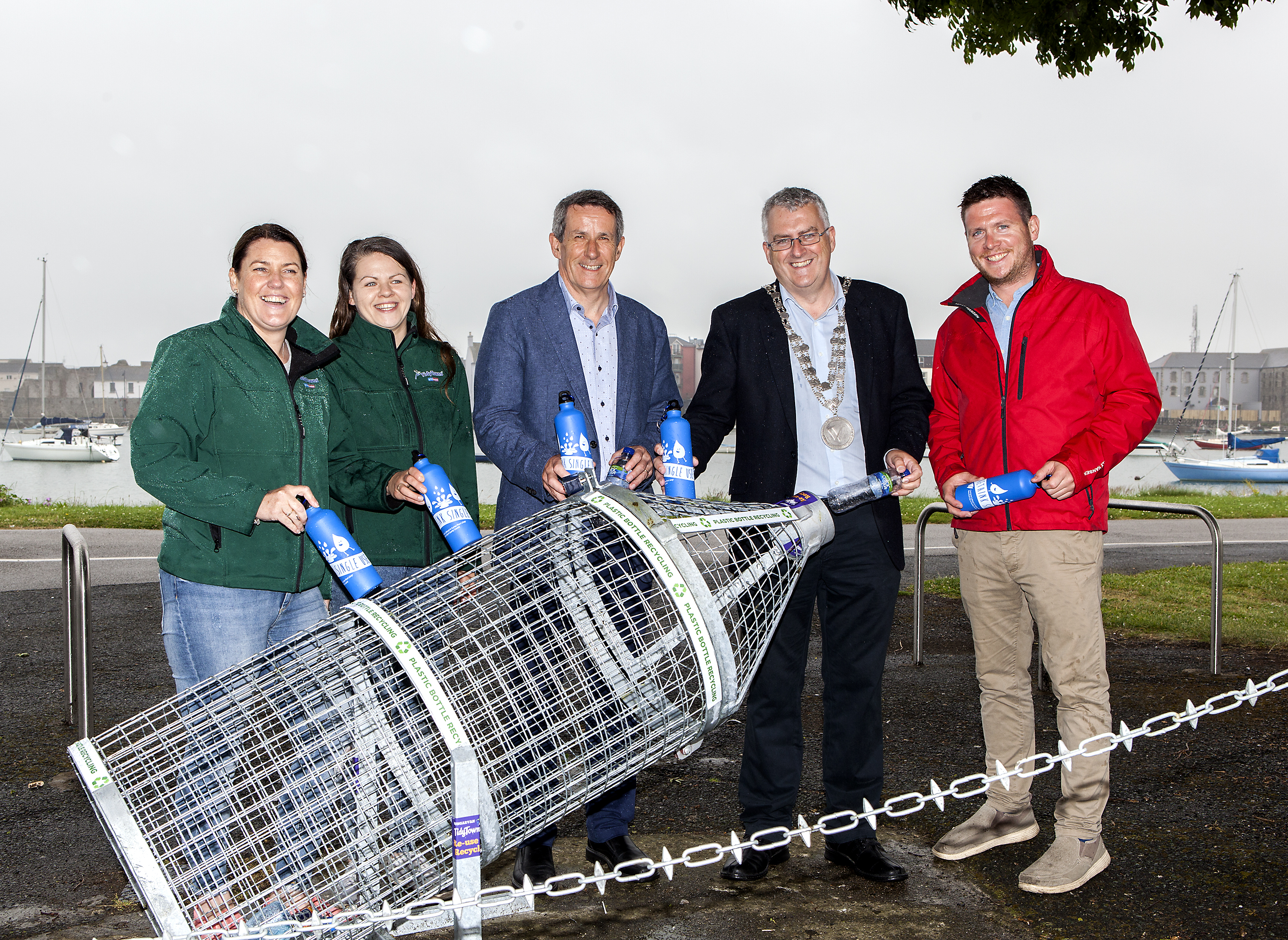 New Water Refill Stations on Waterford Greenway | Waterford