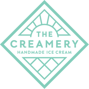 cropped creamery green logo
