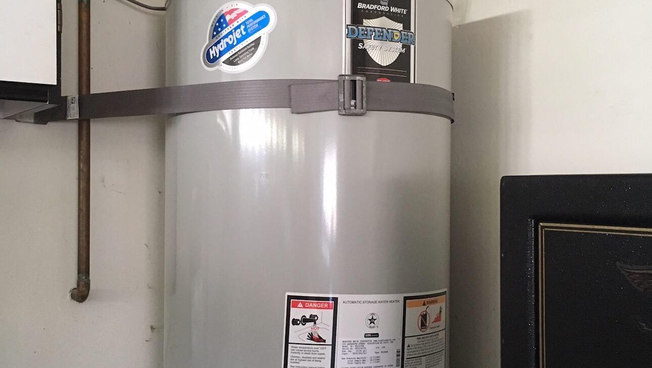Water Heater Earthquake Ready Fallbrook Temecula Vista
