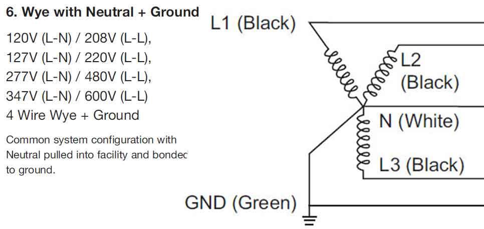 480v receptacle wiring diagram