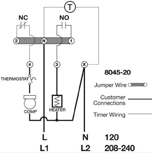 heatcraft evaporator electric wiring diagram