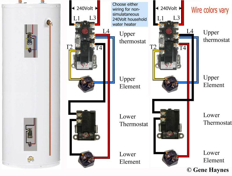 Marvelous Electric Water Heater Wiring Diagram Rheem Electric Water on