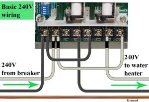 How to wire GE 15207 timer
