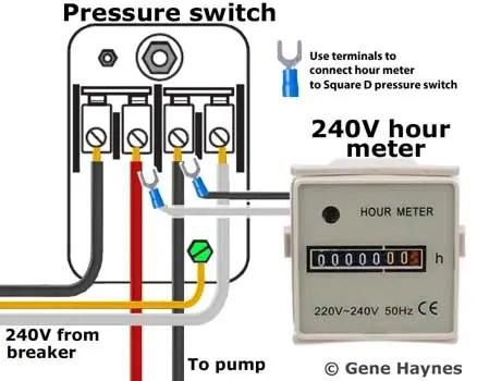 240 well pump wiring diagram  fujitsu air conditioning