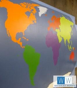 2013 World Map