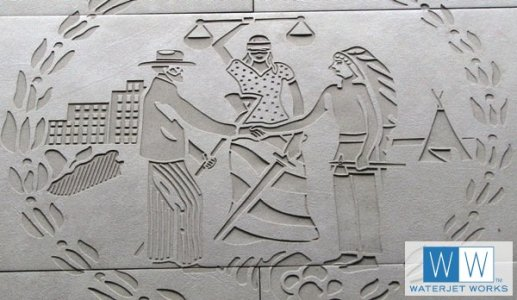 2010 Woodward County Oklahoma SealWoodward County Oklahoma Seal