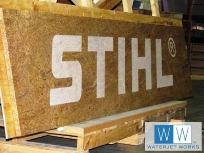 2010 STIHL Sign