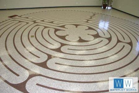 2004 Trinity Methodist Labyrinth
