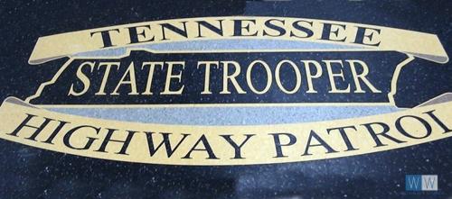 2017 Tennessee State Trooper Highway Patrol Logo