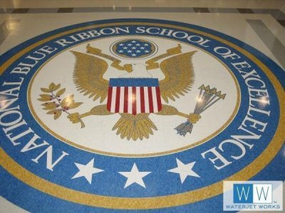 2005 Blue Ribbon School of Excellence Logo