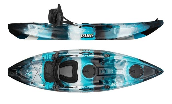Vibe Kayaks Skipjack 90 Review