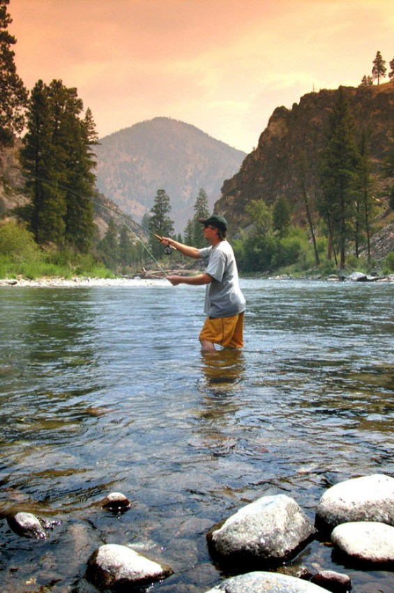 A Simple Travel Fishing Rod Guide