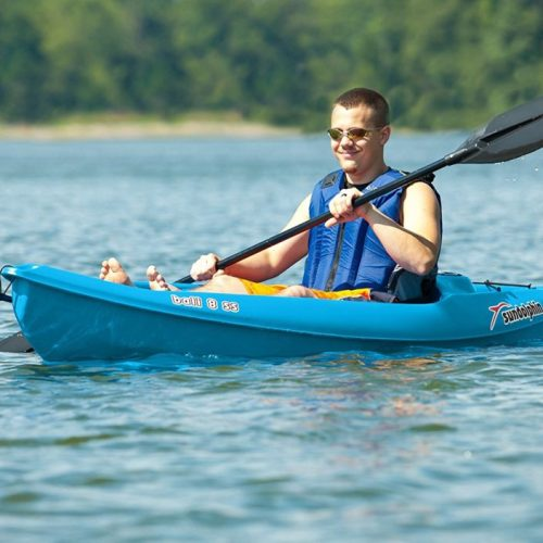 Review of Bali SS Sit-On-top Kayak by Sun Dolphin