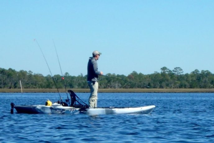 Kayak Fishing Tips
