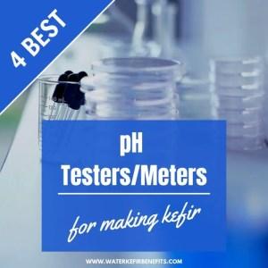 pH of Kefir 4 Best pH TestersMeters for Making Kefir.
