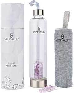 STONEVALLEY Crystal Water Bottle