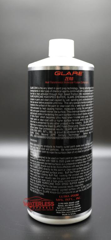 GLARE® Zero