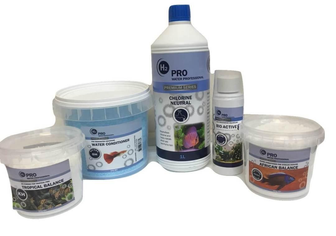 Aqua One Brilliance Aquarium - Water Treatments