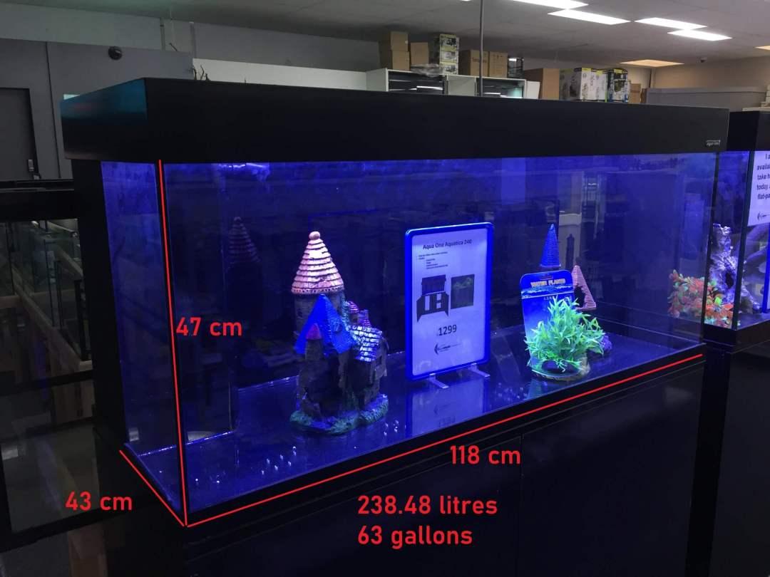 Aquarium Volume Calculator | Accurate & Easy To Use