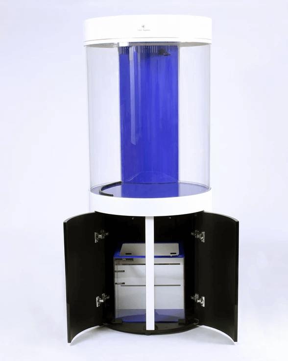 Cylinder Fish Tank Sump 2