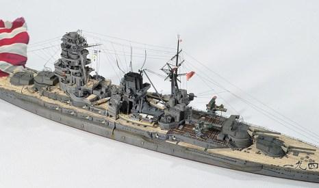 IJN Nagato Class Nagato