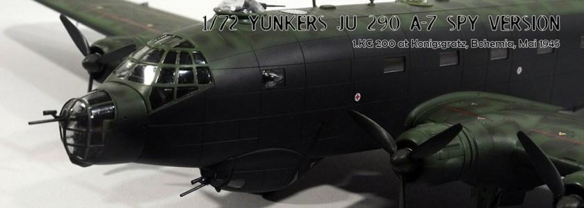 Luftwaffe Junkers Ju290