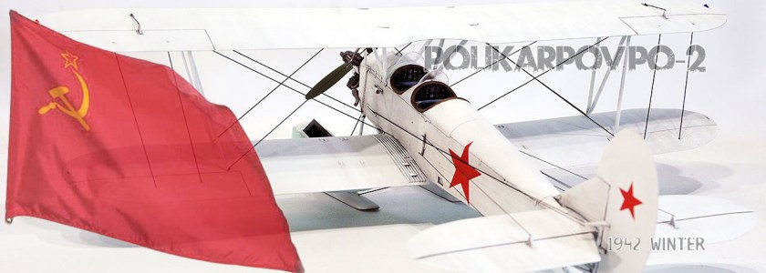 USSRAF Polikarpov Po-2