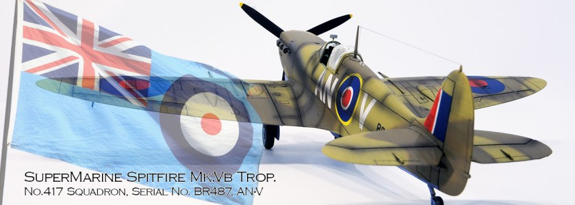 RAF Supermarine Spitfire Mk.Vb