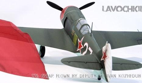 USSRAF Lavochkin La-7