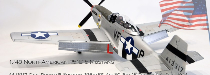 USAAF North American P-51D5