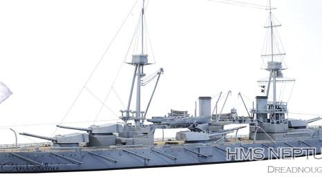 RN HMS BB Neptune