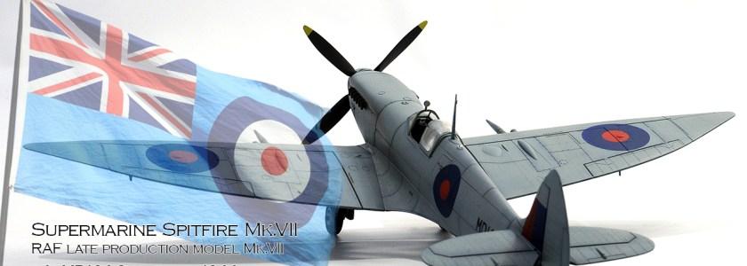 RAF Supermarine Spitfire Mk.VII