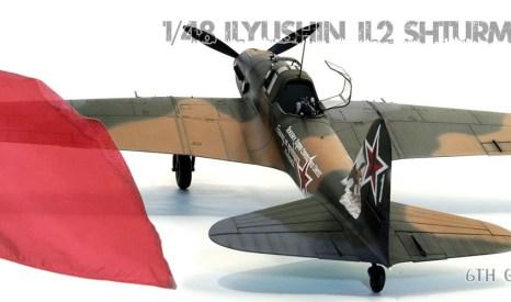 PKKA Ilyushin IL-2 Shturmovik