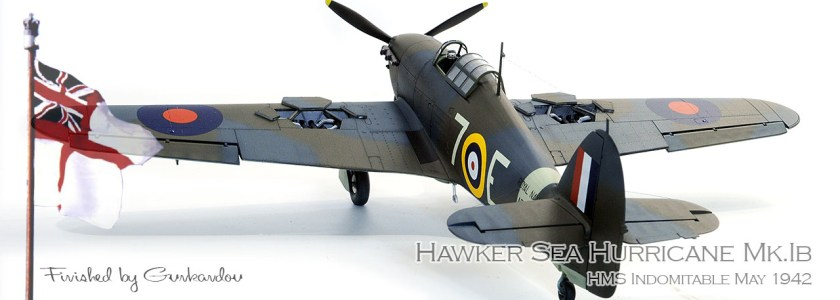 RN Hawker Sea Hurricane Mk.Ib