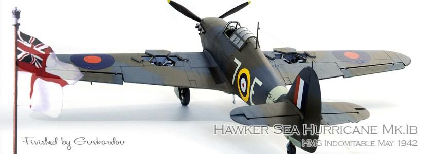 RN Hawker Sea Hurricane Mk.Ib