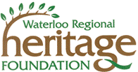 Waterloo Region Heritage Foundation Logo