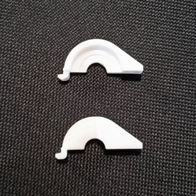 engine mounting clip