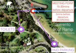 Sorrento Boat Ramp Meeting Point