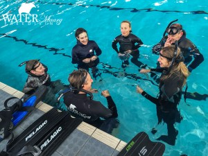 PADI Freediver course with instructor Marlon Quinn