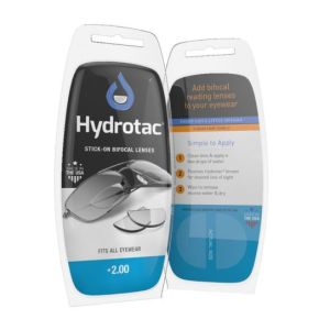 Hydrotac Stick On Bifocal Lenses