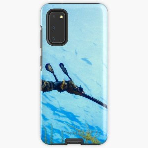 Samsung Galaxy Smartphone Protective Case Cover Tough Weedy Seadragon