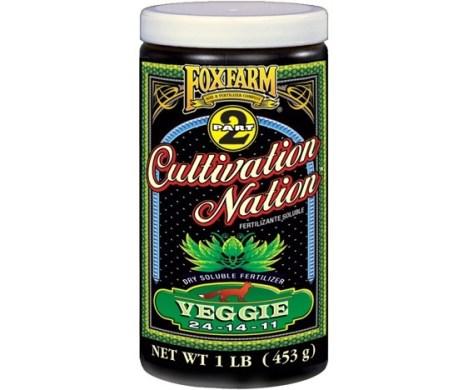 FoxFarm #1 Cultivation Nation Veggie