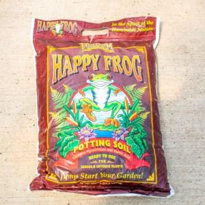 FoxFarm Happy Frog Potting Soil