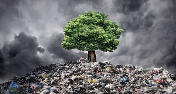 Environmental pollution creative image_picture free ...